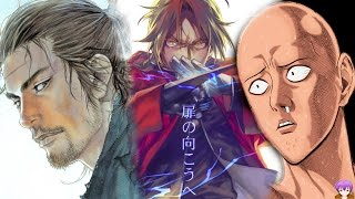My top 10 manga series i currently own