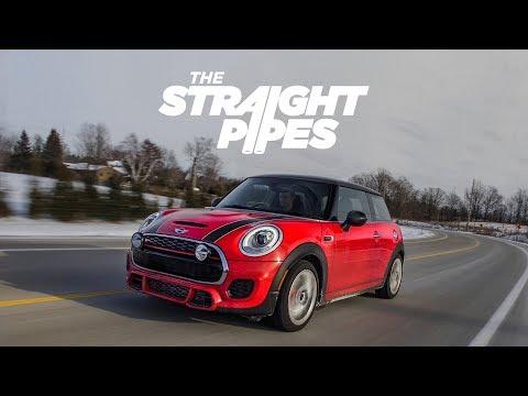 Mini Cooper John Cooper Works Review - Best Exhaust... Ever?