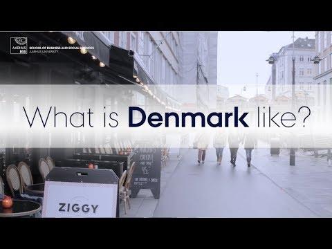 What's it like living in Denmark - School of Business and Social Sciences Aarhus