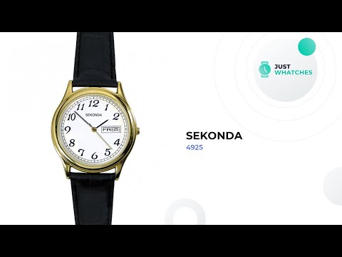 Trendy Sekonda 4925 Watches For Women Detailed Review 360°, Full Specs, Prices