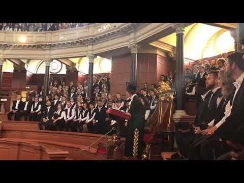 University of Oxford - Matriculation Ceremony