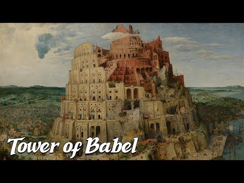 The Tower of Babel (Biblical Stories Explained)