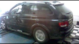 ���-������ Ssang Yong Kyron 2.0 xdi �� ������ by GT Club