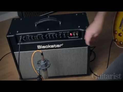 Blackstar HT Venue Mk II Club 40 & Stage 100 Head Demo