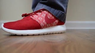 Roshe One Winter review and on feet!