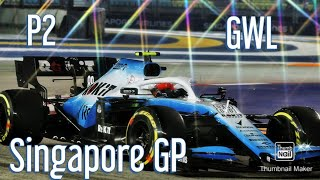 F2 / GWL / Singapore GP / GOOD PACE! / PS4