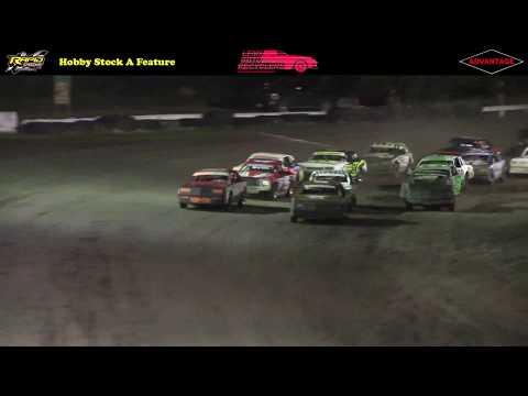 Hobby Stock -- 6/2/17 -- Rapid Speedway