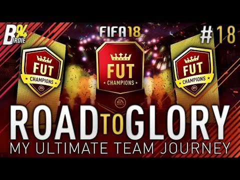 FUT Champions Rewards - FIFA 18 RTG - #18