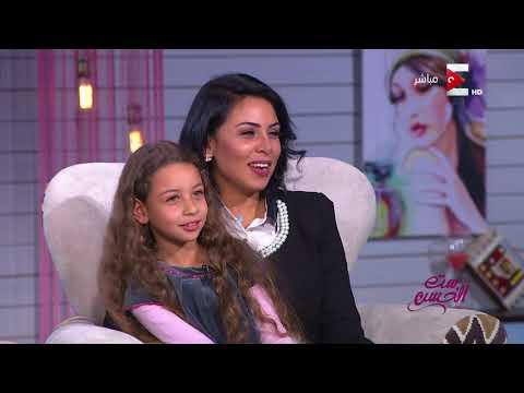 ست الحسن - فيروز زوجة الفنان أحمد التهامي تتغزل فيه على الهواء .. -أحمد أمور وجميل-  - 14:20-2017 / 11 / 23