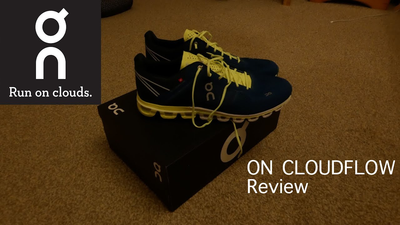 ON | Cloudflow Performance running Shoes: REVIEW. Are they