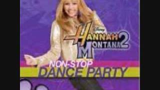 Hannah Montana 2 Non-Stop Dance Party - True Friend (Remix)