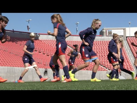 World Cup Qualifying Looms as WNT Preps for Mexico