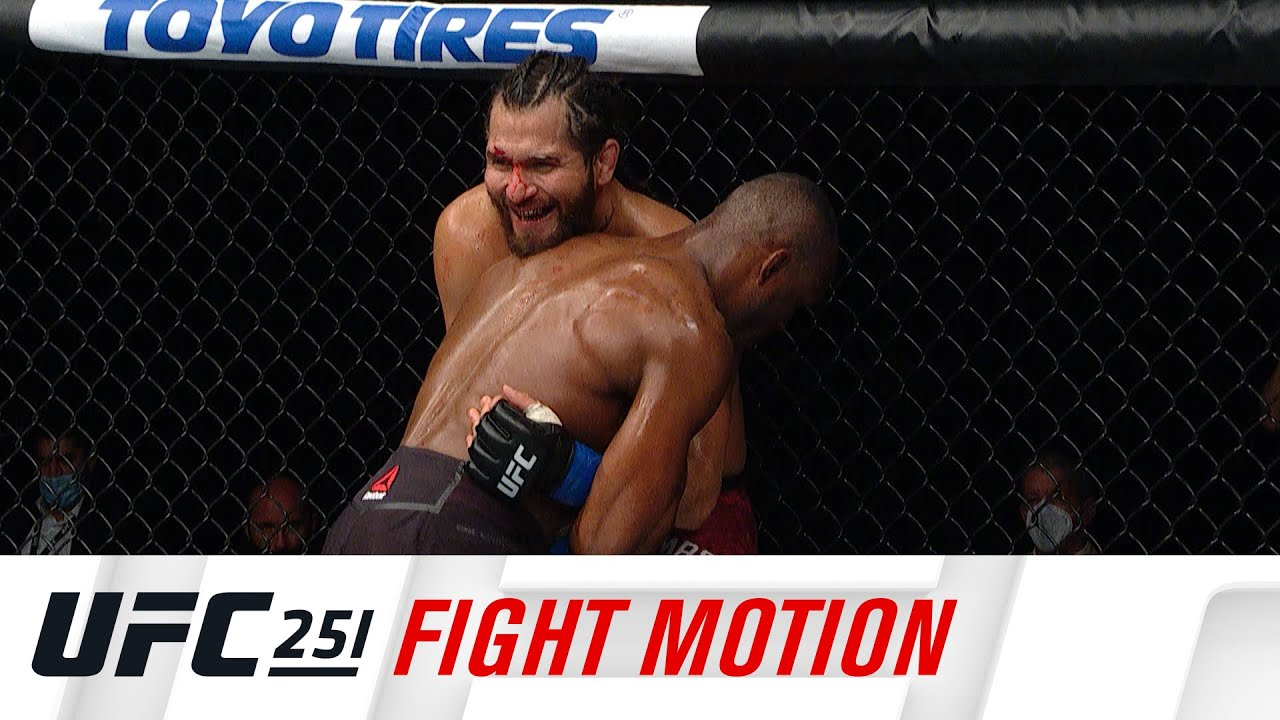 UFC 251: Fight Motion
