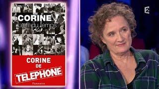 Corine Marienneau (ex TELEPHONE) - On n'est pas couché 12 décembre 2015 #ONPC