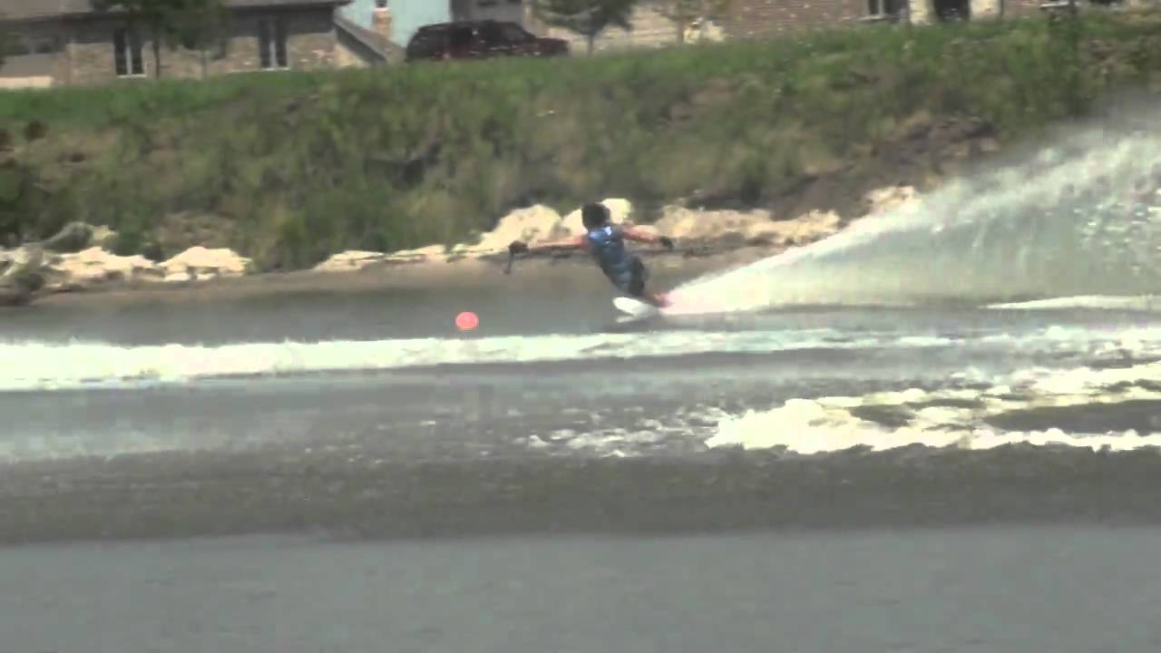 Chris Rossi Waterski