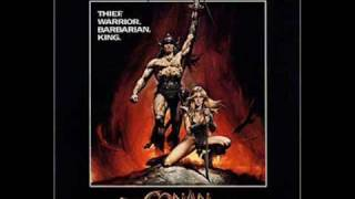 conan el barbaro ost /   conan the barbarian  - 09 - Mountain Of Power Procession