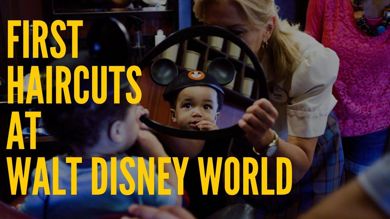Florida Travel Disney Secrets First Haircuts At Magic Kingdom