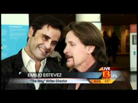 Martin Sheen and Emilio Estevez at Heartland Film Festival