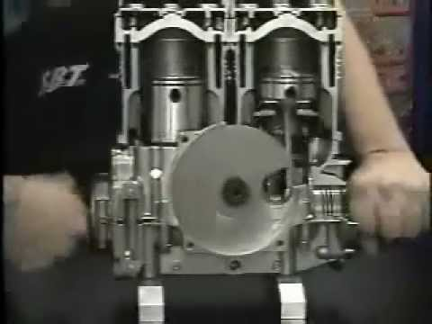 1996 Seadoo Xp >> Rotary Valve Timing - YouTube