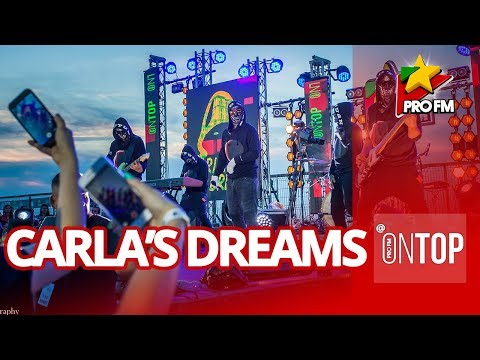 Carla's Dreams - Lacrimi si Pumni in Pereti | LIVE @ ProFM ONTOP 2019