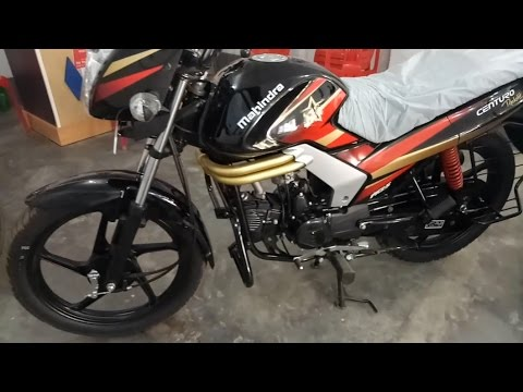 Bike Alite New Mahindra Centuro 2017 Last Update Walkround Review