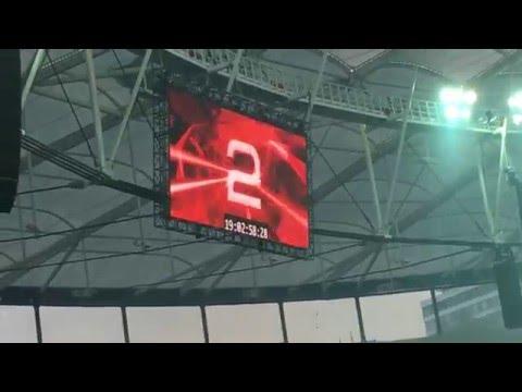 Vodafone Arena Geri Sayım (Beşiktaş v Bursaspor)