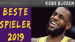 Die 15 Besten NBA Spieler 2019!! - Alle All NBA Teams 2019 - Kobe Bjoern