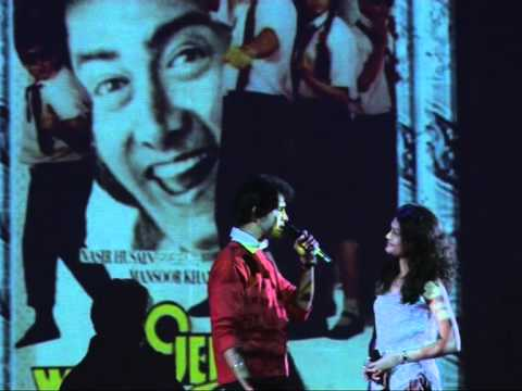 100 years of Bollywood promo - The Modern times.
