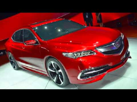 2017 Acura TSX start-up, engine & depth review - YouTube