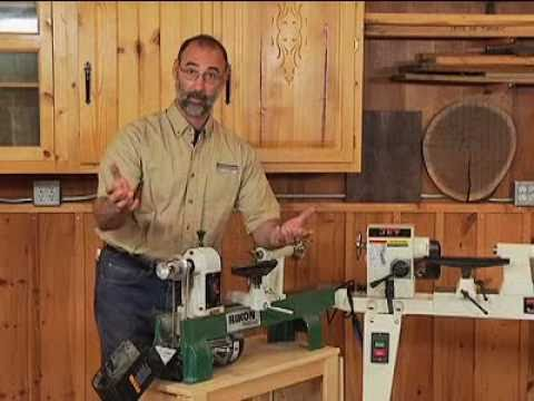 Woodworking Tips & Techniques: How to Buy a Lathe