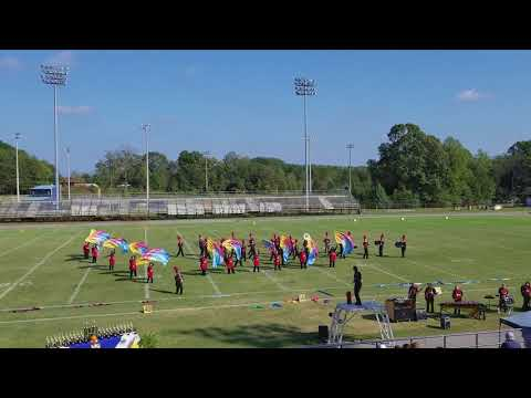 10-14-2017 East Rutherford High School Marching Band
