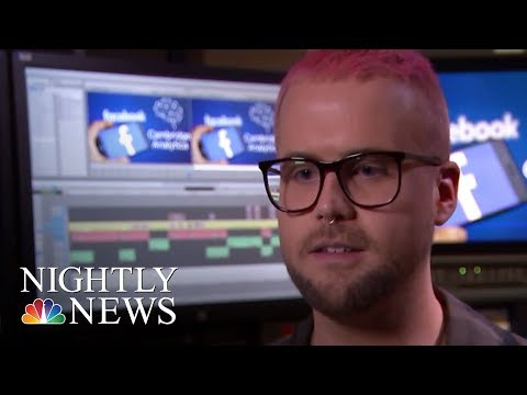 Cambridge Analytica Harvested Data From Millions Of Unsuspecting Facebook Users | NBC Nightly News