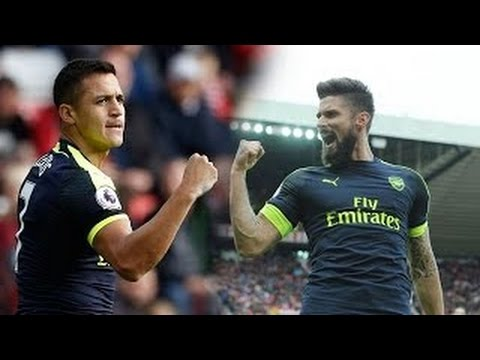 Sunderland vs Arsenal 1-4 All Goals and Full highlights, Player Ratings || 29-10-2016