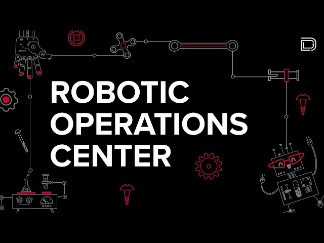 Robotic Operations Center Services | Emtec Digital
