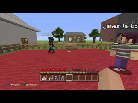minecraft le youtubeur (série humour) saison 1 épisode 1 - retenu