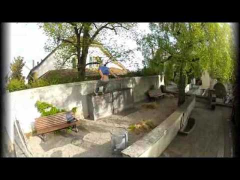 Parkour and freerunning with adrenaline - Use your passion
