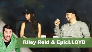 Riley Reid & EpicLLOYD | Getting Doug with High thumbnail