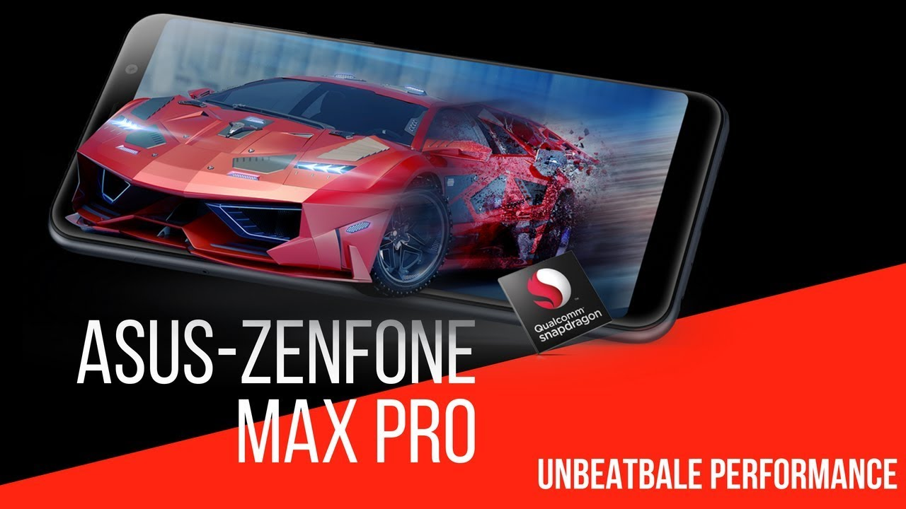 Asus Zenfone Max Pro First Look