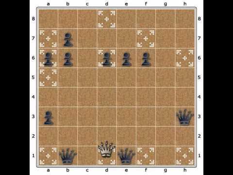 Altı hamleli oyun.  No- 81_90.