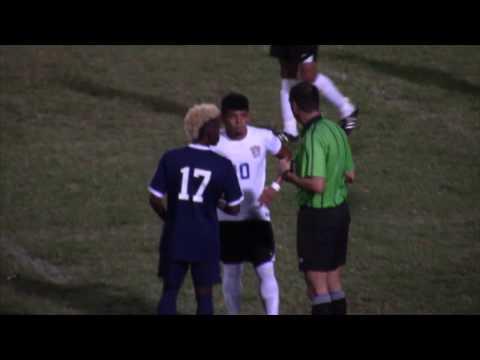 OHS Kowboys Soccer vs Lake Nona @Osceola 11/7/16