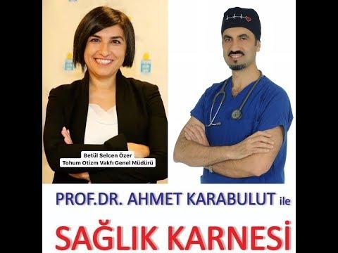 OTİZM TEDAVİSİNDEKİ EN ÖNEMLİ BASAMAKLAR - BETÜL SELCEN ÖZER - PROF DR AHMET KARABULUT