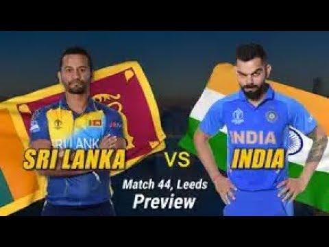 LIVE INDvsSL क्या Lanka के खिलाफ Semi Final से पहले India अपना Middle Order सुधार लेगा?|WORLDCUP2019