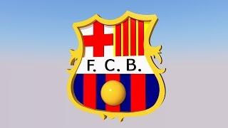 FC Barcelona 1910 - SketchUp 3D Model(, 2015-04-10T19:00:01.000Z)