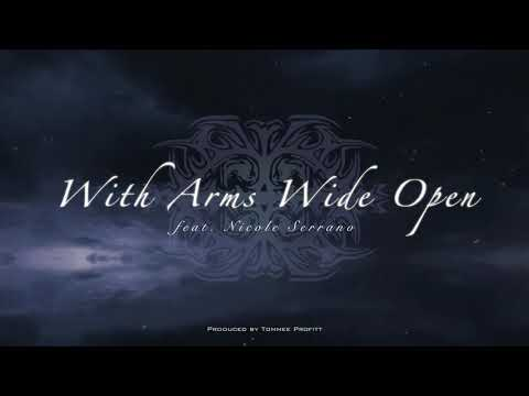"""With Arms Wide Open"" CINEMATIC COVER - Tommee Profitt (feat. Nicole Serrano)"