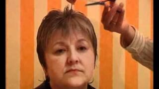 Домашний парикмахер -  короткий  видеоролик 4