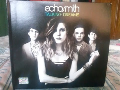 Unboxing Echosmith Talking Dreams