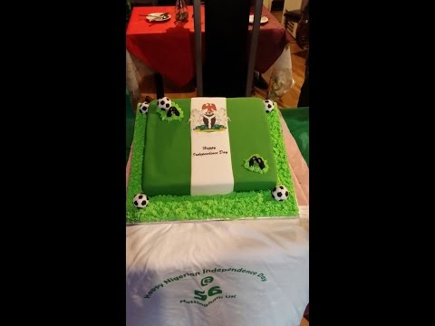 Nigeria 56th Independence Celebration Nottingham  UK 2016