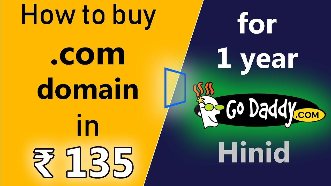 How To Buy Domain In 99 Rs