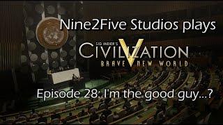 Civ 5 BNW Multiplayer - Season 5, Episode 28: I