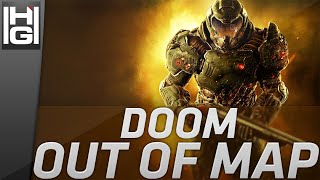 Doom - Glitch Out of Map